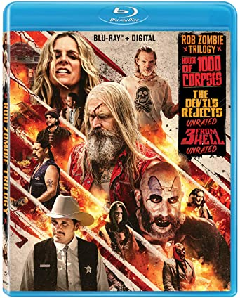 Rob Zombie triple feature amazon