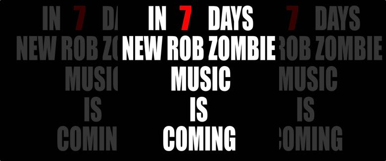 Rob Zombie new music 30 October 2020