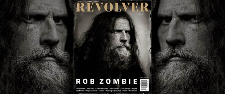 Rob Zombie Revolver Winter 2020