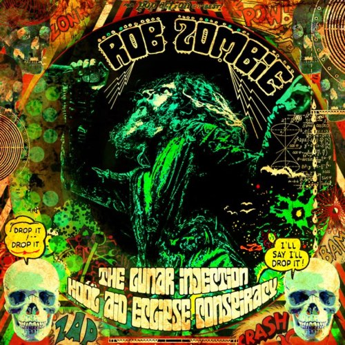 Rob Zombie The Lunar Injection Kool Aid Eclipse Conspiracy