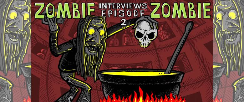 Zombie Interviews Zombie Part Two