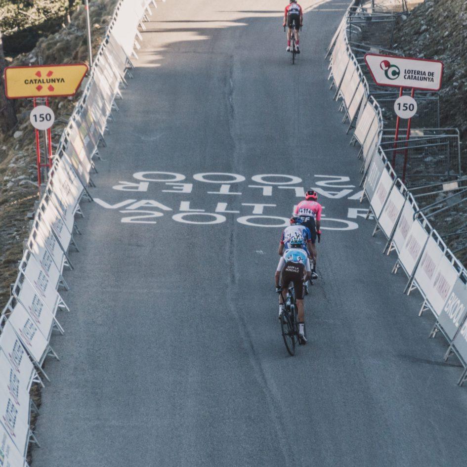 Volta Catalunya Vallter 2000