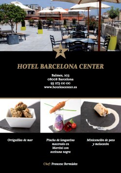 HOTEL BARCELONA CENTER