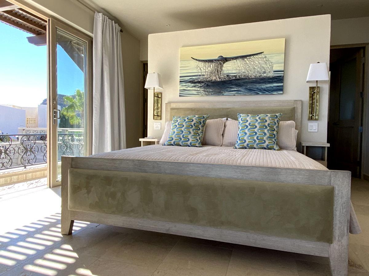 Desert Rose Suite Bedroom