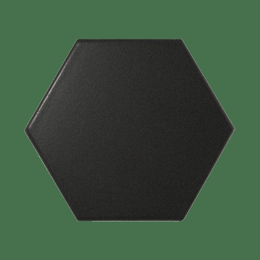 carbon black hexagon