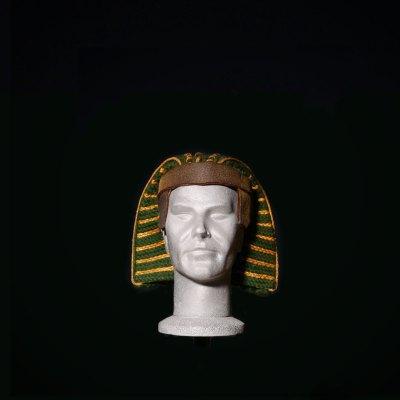 Copricapo da Faraone in passamaneria