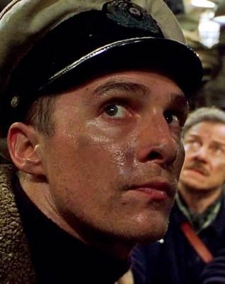 Trucco per il film U-571 (2000)