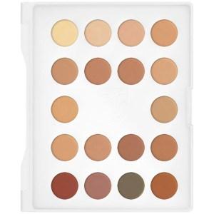 Mini palette creme camouflage Dermacolor 2/18