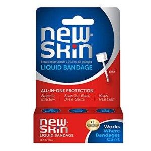 Liquido per bendaggio New Skin
