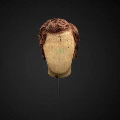 Parrucca da uomo anni '50