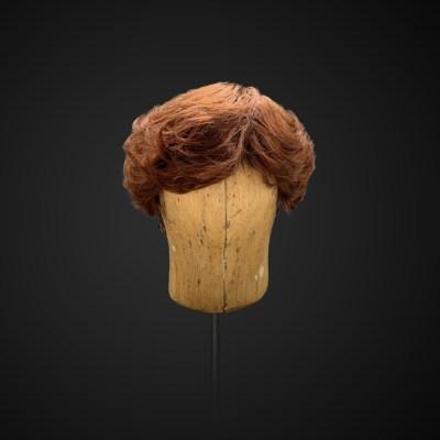 Parrucca da uomo anni '60
