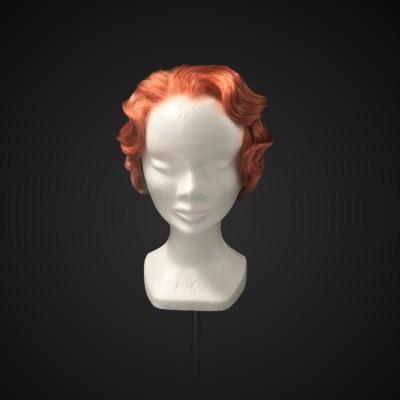 Parrucca anni '40 stile Bette Davis