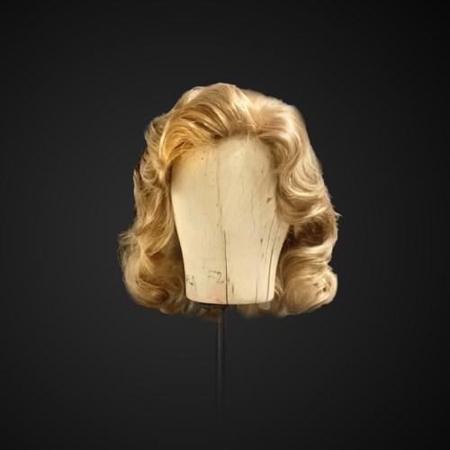 Parrucca da donna stile anni '40