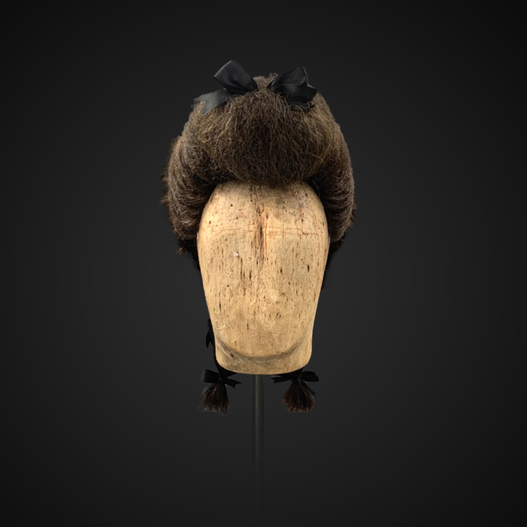 Parrucca stile Madame de Pompadour