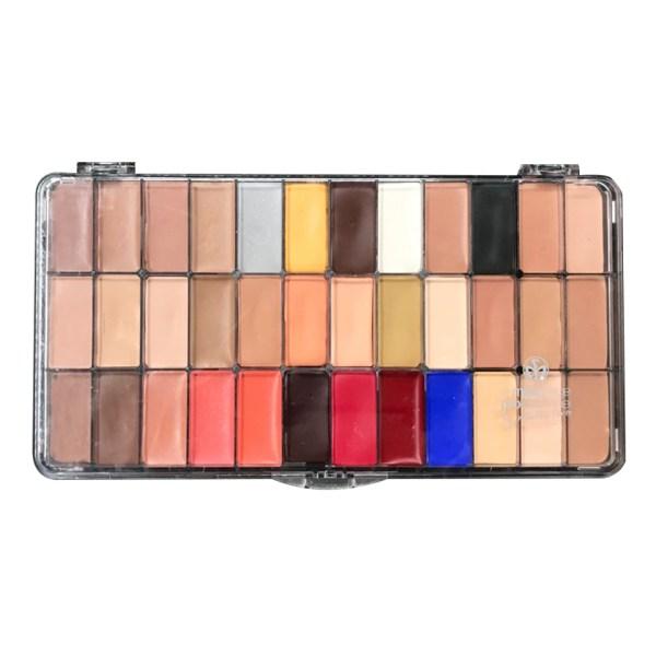 Palette fard creme 36 colori di MaqPro