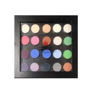 Palette 20 fard sec MaqPro