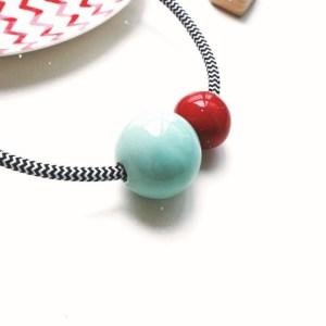 Gciletta_rocchettiepois_collane_handmade_ceramica