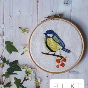 great tit kit