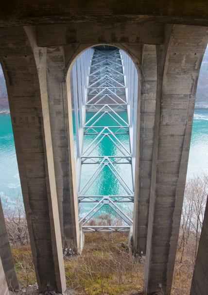 Under the Rainbow Bridge