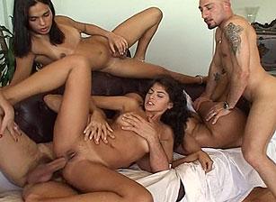 Un desiderio Trans Nome, Scene # 02 - Julia M, Juliana, Loana, Ana
