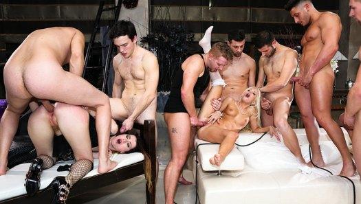 Rocco Dirty Girls # 04, Scene # 04
