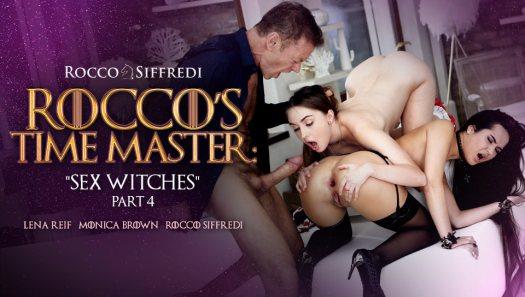 Time Master Sex Streghe, Scene # 04