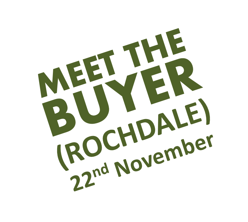 Meet the Buyer – Rochdale – 22nd November