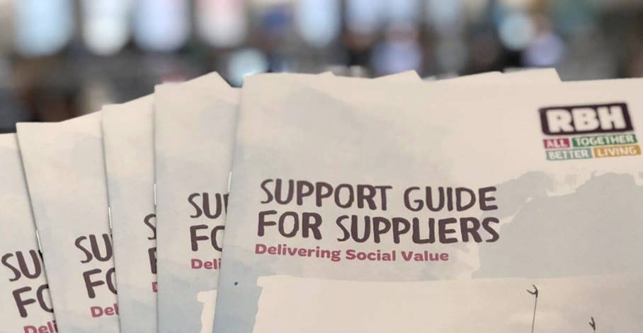 RBH Launch New Guide on Social Value for Prospective Suppliers