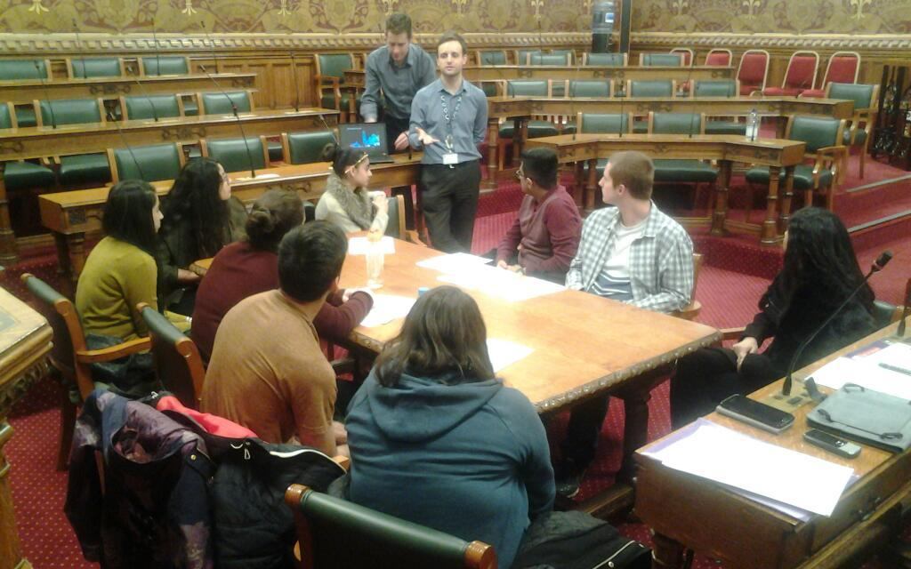 Rochdale Borough Youth Cabinet Meeting Minutes 12th Jan