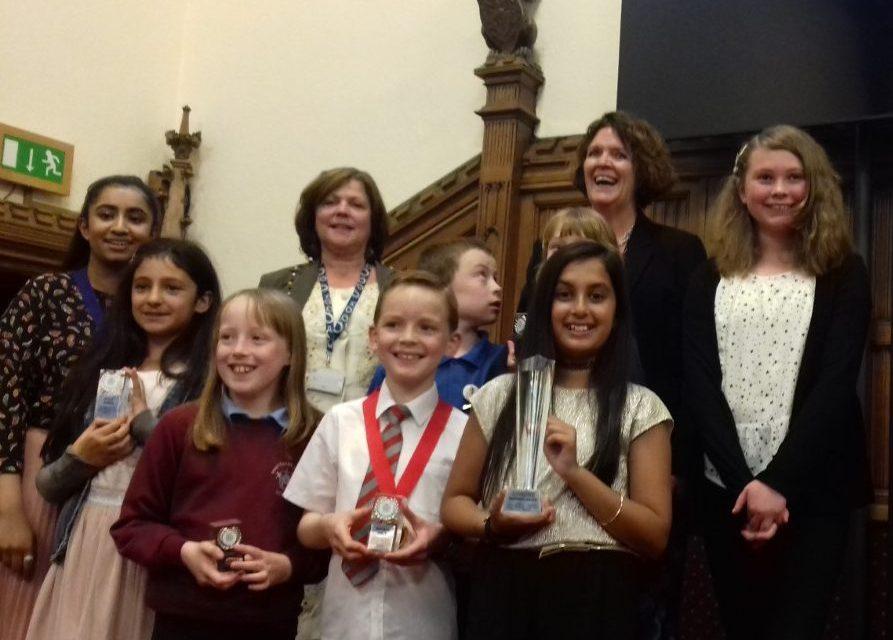 Rochdale Borough Children's Champion Election 2017 Results!!!