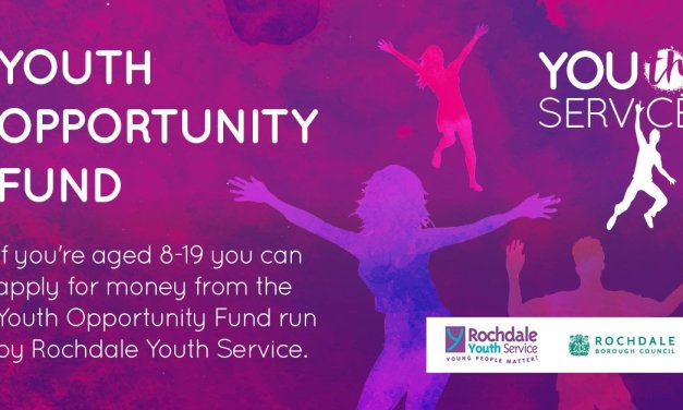 Youth Opportunity Fund LAST CHANCE!!!