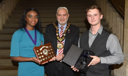The Newly Elected MYP for Rochdale Borough – Anita Okunde!