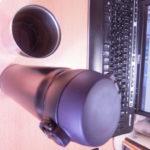 コーヒーメーカー×サーモス水筒