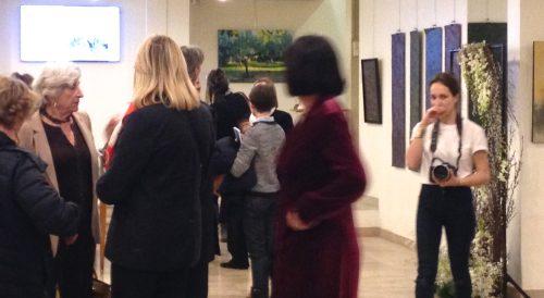©RocheGardies 2eme prix vernissage et remise du prix Josette Moreau Desprès 2 fev 2016 2