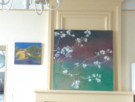 ©RocheGardies. peintre fleurs oleron taureau la bertonniere charente maritime 2020_8644