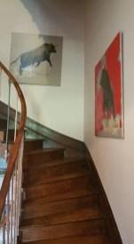 ©RocheGardies. peintre oleron taureau la bertonniere charente maritime 2020_8697