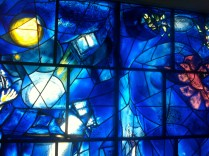 The windows of Chagal