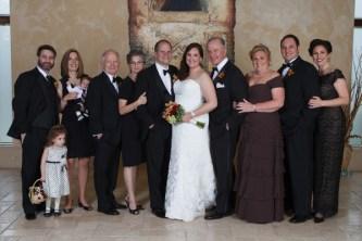 Bride & Groom's Family