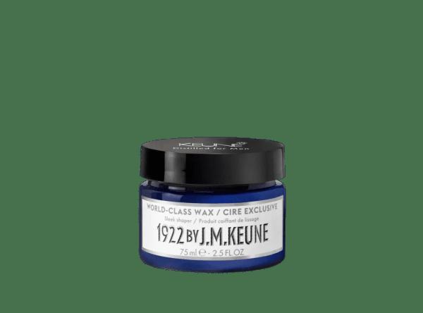hair wax by keune