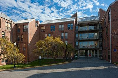 Upperclassmen Housing Residential Life University Of