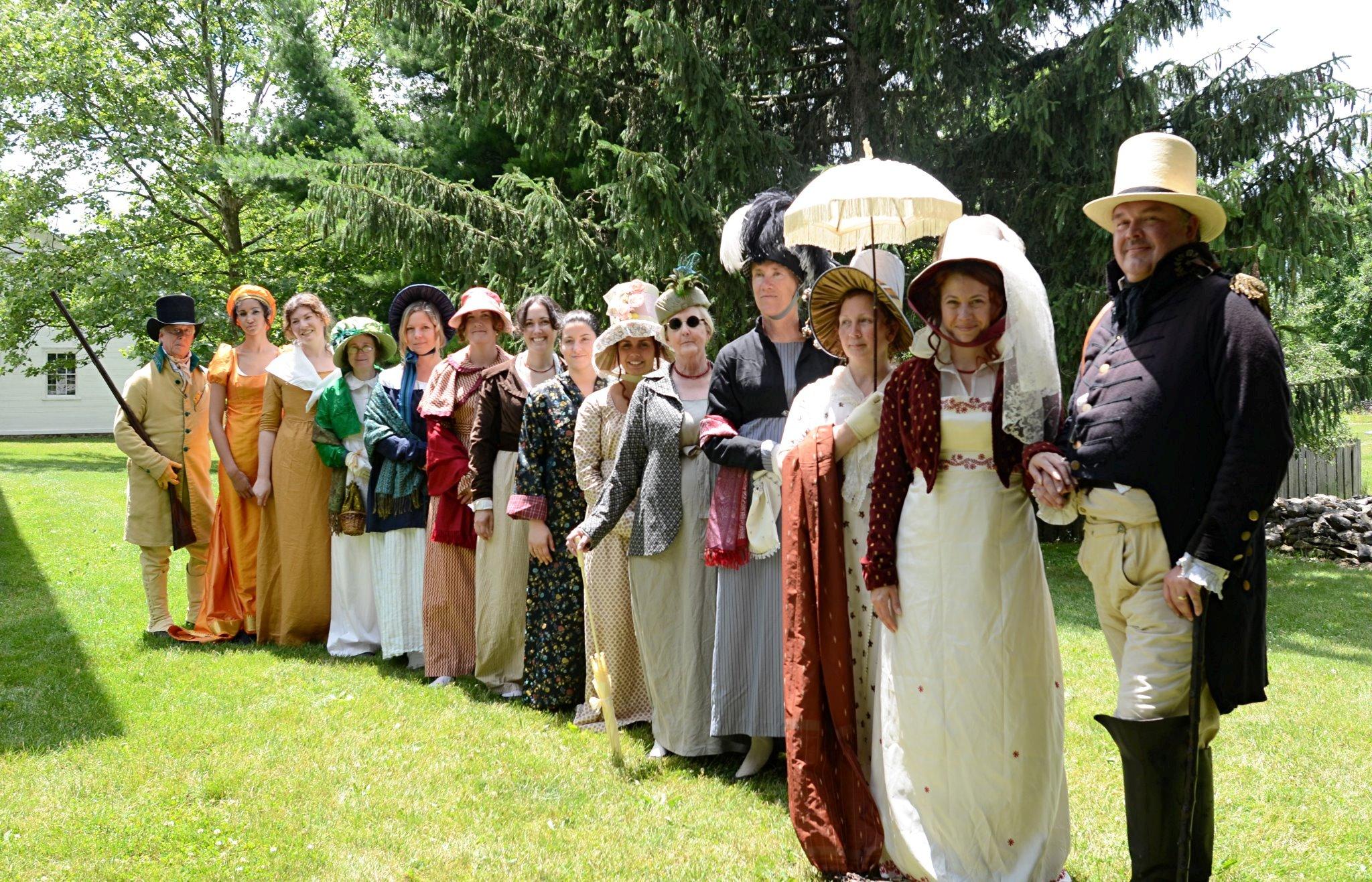 War Of Amp Jane Austen Weekend