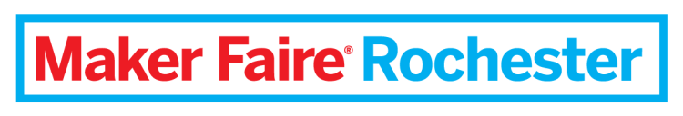 Maker Faire Rochester logo