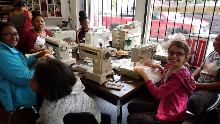 Get Sewing with SewGreen@Rochester