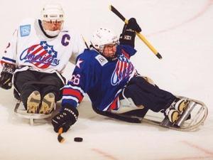 SNP-Sled Hockey