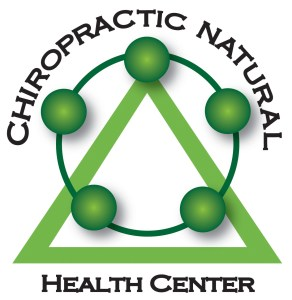 Chiropractic Natural Health Center logo