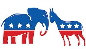 Monroe County Democrats, GOP trade fire