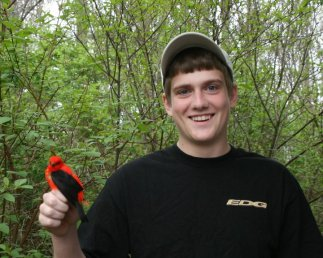 Greg Lawrence was active with New York State Young Birders' Club before pursuing an environmental science degree at SUNY Brockport. He also works as a fish and wildlife technician with NY Department of Environmental Conservation.