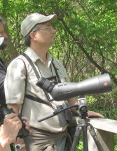 Jeff Bouton started by counting hawks at Braddock Bay, and is now the manager of Birding and Nature Markets at Leica Sport Optics.
