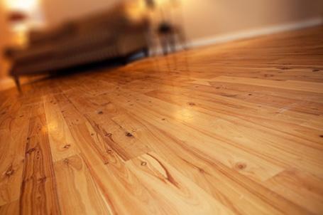Installation - Rochester Hardwood Floor