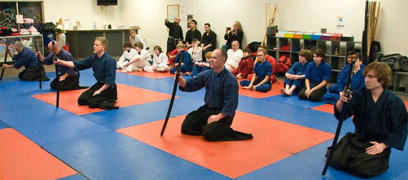 Martial Arts America | Kendo and Iaido